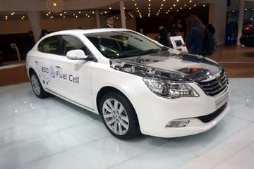 第60批节能与新能源车推广目录公布 上汽荣威燃料电池车入选