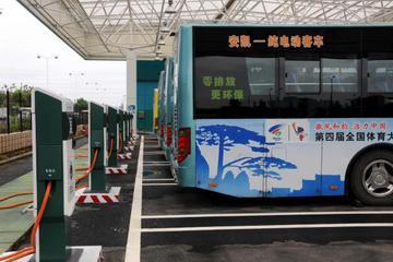 交通部推广30万辆新能源车 三大领域广开绿灯