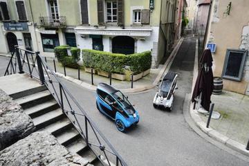 法国多个城市将推Toyota电动车出租服务