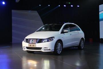 腾势电动汽车正式上市 续航300km/售价36.9~39.9万