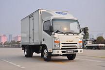 江淮推出纯电动轻卡产品 获上海50辆订单