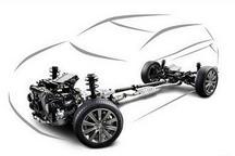 斯巴鲁将研发电动四驱系统 与特斯拉竞争
