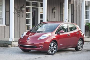 日产聆风电动车在美累积销量突破6万辆