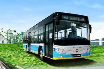 北汽福田获北京公交60辆纯电动客车购买合同