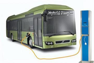 沃尔沃推出全新插电式混合动力客车 70%的时间依靠电力