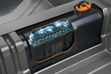 模块化电池组 解决电动车续航里程恐惧症