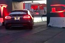 特斯拉四驱Model S P85D发布 百公里加速3.2秒里程增加16km
