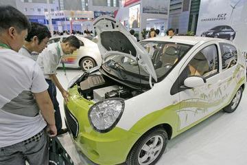 福州两年内推广2690辆新能源汽车 1∶1配套补助