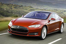 特斯拉双电机全轮驱动Model S即将在华接受预定