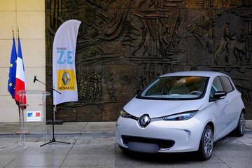 法国电动车补贴或增至1.63万欧元 9月销量大增61%