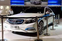 2016年上市 北汽发布C90EV电动概念车