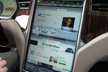 全面拆解特斯拉Model S:更像平板电脑和手机