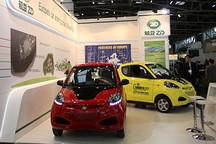 知豆领衔 中国新能源汽车产业闯荡海外
