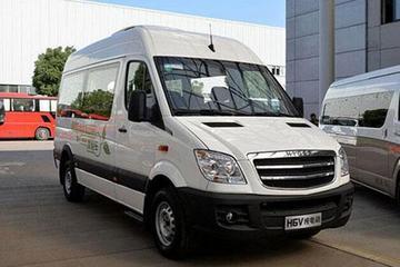 纯电动客车海格H6V上市 售70.8万-80.8万元