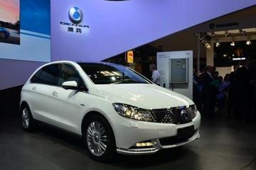 腾势电动车今晚北京上市 补贴后售价25.5万元起