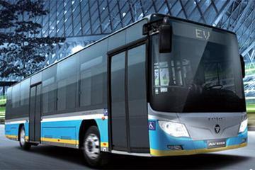 福田签订700辆纯电动公交合同 北京新增公交新能源将占比70%