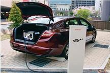 """日本推出电动汽车家庭供电系统 可实现""""错峰用电"""""""