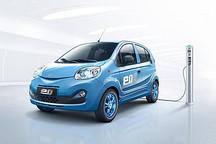 奇瑞eQ电动汽车11月5日即将上市 最大续航近200公里