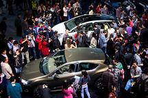 绿色出发 2014首届广州国际电动车展启航