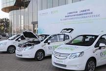 上海嘉定将试点电动车分时租赁 降低电动车使用门槛