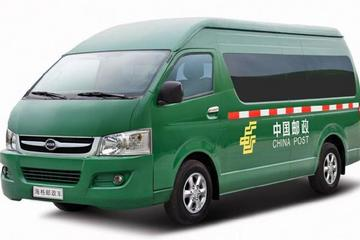 江苏明确将在快递业大力推广新能源电动专用车