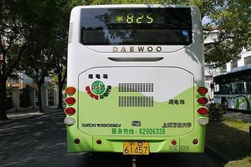 上海老款纯电动公交提前退役 新车难说满意