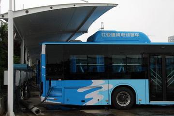 比亚迪或将独揽天津纯电动公交市场