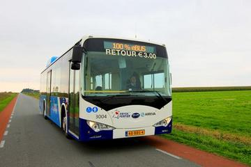 比亚迪k9服务荷兰交通 计划再投入35辆电动大巴