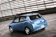 打破年度销售纪录 日产聆风全球最畅销电动车地位无可动摇