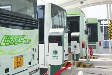 四川成都已累计建成14座电动汽车充电站