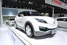 广汽丰田自主纯电动概念车定名领志 明年推量产版