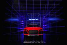 A3 Sportback e-tron领衔 奥迪创新展台演绎未来科技
