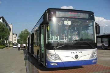 福田新能源汽车将在印尼首都雅加达交付使用