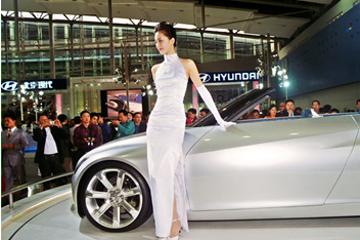 广州车展中外车企抢分节能新能源汽车市场蛋糕