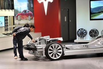 特斯拉与宝马谈判合作 开发电池和轻量化零部件