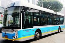 北京116路全部换双源无轨电车 电池续航强堵车不担心