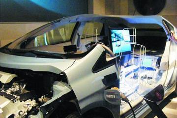 3分钟为电动汽车充满电 以色列推出纳米点电池新技术