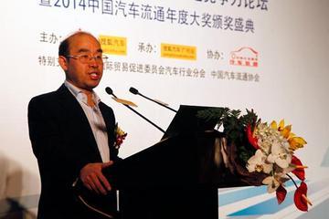徐长明:年底新能源车有望突破5万辆