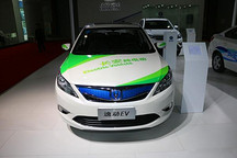 长安汽车将于年底推出逸动纯电动车
