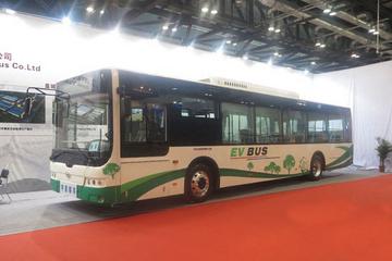 山西晋城首批20辆纯电动公交车投运