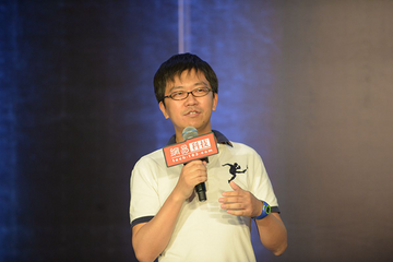 奇虎360公司高级副总裁  沈海寅