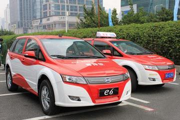 长沙将新增100辆纯电动出租车 购入价近20万