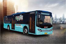[2014中国年度绿色汽车] 五洲龙FDG6113EVG纯电动客车