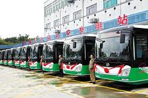 广东佛山首条插电式混合动力公交线路即将投运