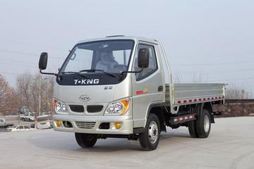 [2014中国年度绿色汽车]唐骏T1新能源物流车