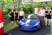 叫板特斯拉 电动超跑制造商Rimac获A轮千万欧元融资