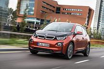 快速充电/加热座椅 2015款宝马i3电动车标配升级