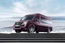 2014中国年度绿色汽车]东风·时空A08电动版轻客
