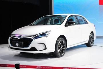 11月新能源车销量排名:比亚迪秦居首 北汽E150破千