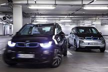 可自主寻找车位 宝马i3或率先采用代客泊车系统